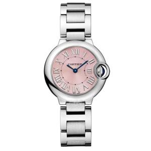 Replicas Cartier cartier - serie azul del globo W6920038 reloj femenino del cuarzo