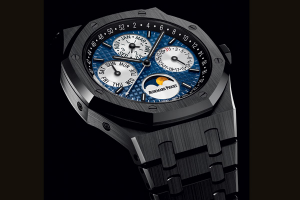 Audemars Piguet black ceramic Royal Oak Perpetual Calendar