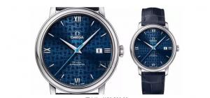 Omega OMEGA disco volando serie elegante 424.13.40.20.03.003 replicas de relojes mecánico masculino