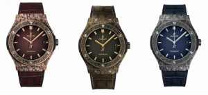 Relojes clásico de imitacion fusión Hublot-01