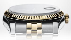 Características icónicas del diseño Replicas de Relojes Rolex Lupa con fecha Cyclops, bisel estriado, brazalete de meta