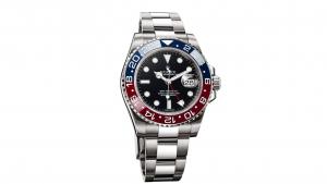 Certificación impermeable, de carga automática y observatorio Replicas de Relojes Rolex GMT-Master II