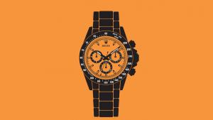 Rolex es la marca de replicas relojes de lujo más reconocida.