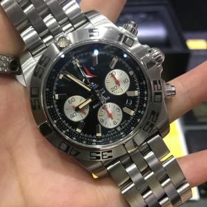 reloj mecánico replicas suiza Breitling