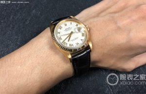 Rolex replicas 16238 concha de oro DJ